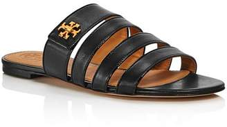5a2329fe0833 Tory Burch Black Slide Women s Sandals - ShopStyle