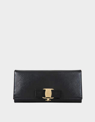 Salvatore Ferragamo Vara Continental wallet