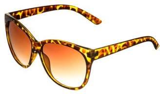 Cat Eye Pop Fashiowear Inc Retro Oversized Polarized Sunglasses P2431