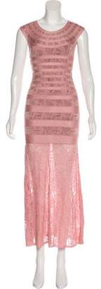 Herve Leger Bandage Bodycon Dress