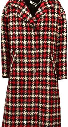 McQ Checked Pattern Coat