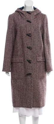 Trademark Tweed Duffle Coat