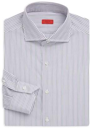 Isaia Classic-Fit Cotton Dress Shirt