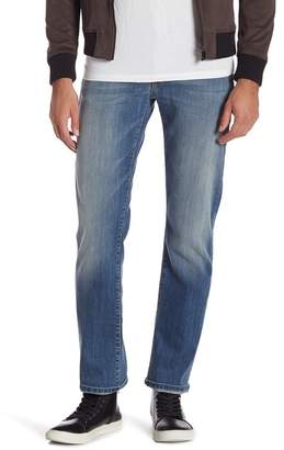 Fidelity Jimmy Syndicate Blue Tailored Fit Jeans