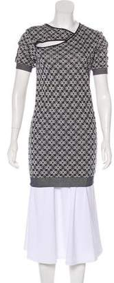 Stella McCartney Knit Short Sleeve Tunic