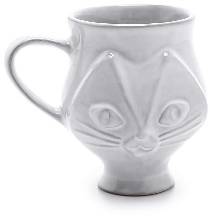Jonathan adler utopia cat mug shopstyle - Jonathan adler elephant mug ...