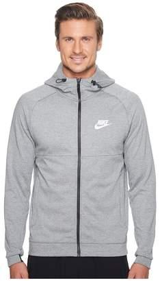 ... Nike Sportswear Advance 15 Full Zip Hoodie Men\u0027s Sweatshirt
