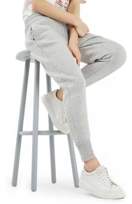 Women's Topshop Step Hem Jogger Pants $52 thestylecure.com