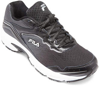 Fila Memory Runtronic Slip-Resistant Work Shoes Womens Running Shoes