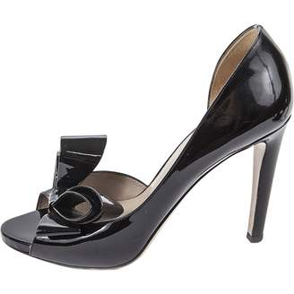 Valentino Patent Leather Court Shoes