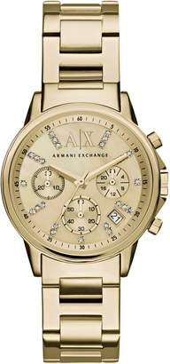 Armani Exchange Ax4327 ladies bracelet watch