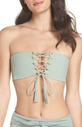 MONTCE Corset Bikini Top