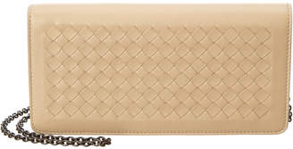 Bottega Veneta Intrecciato Nappa Leather Continental Wallet On Chain