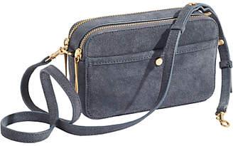 Jigsaw Wren Leather Cross Body Bag