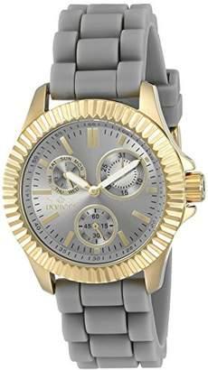 Invicta Women's 'Angel' Quartz Stainless Steel Casual Watch (Model: 22100)