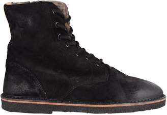 Golden Goose Gramercy Lace-up Boots