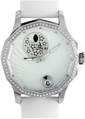 Corum Women's Satin Diamond Watch