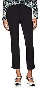 Prada Women's Slim Stretch Ankle Pants - Navy