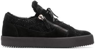 Giuseppe Zanotti Design lined Gail sneakers
