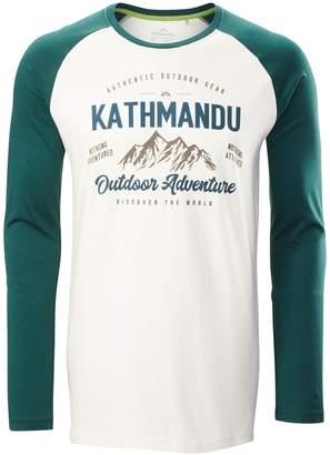 Kathmandu Outdoor Adventure Mens Long Sleeve T-Shirt