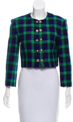 Celine Structured Wool Jacket