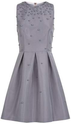 Ted Baker Milliea Pearl Embellished Skater Dress