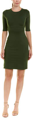 Susana Monaco Cutout Sheath Dress