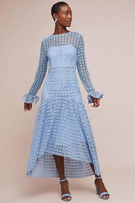 ML Monique Lhuillier Claire Lace Dress