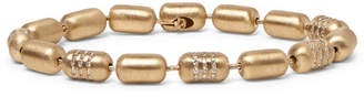 Luis Morais Gold Diamond Bracelet