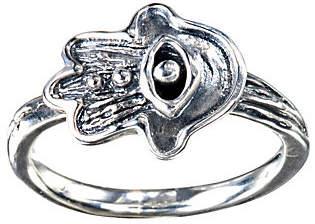 Hagit Sterling Hamsa Ring