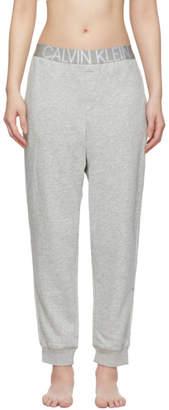 Calvin Klein Underwear Grey Statement Lounge Pants