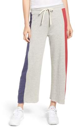 Sundry Terry Colorblock Sweatpants