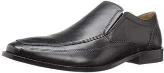 Florsheim Men's Montinaro Moc Toe Slip On Dress Shoe Loafer