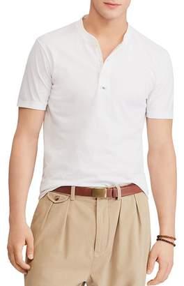 Polo Ralph Lauren Custom Slim Fit Henley