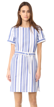 A.P.C. Naxos Dress $250 thestylecure.com