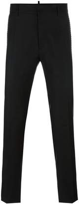 DSQUARED2 studded tailored trousers
