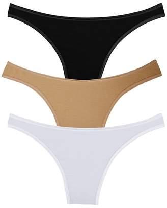 Cosabella Talco Lowrider Thong Basic Pack