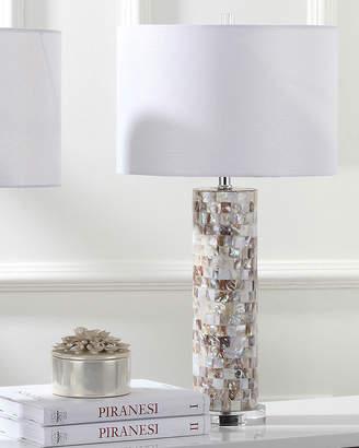 Safavieh Boise Capiz Shell Table Lamps Set of 2