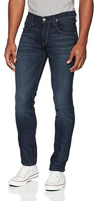 "Hudson Men's Blake Slim Straight Zip Fly Jeans 32"" Inseam"
