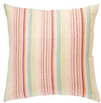 Pine Cone Hill Savona Stripe Linen Accent Pillow