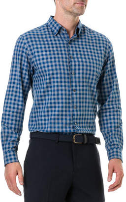 Rodd & Gunn Men's East Harbour Check Sport Shirt