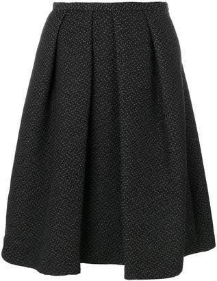 Paul Smith full pleated skirt