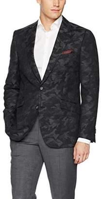 Robert Graham Men's Portgain Tailored Fit Woven Sportcoat