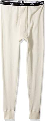 Dickies Men's Big and Tall Classic Thermal Waffle Pant