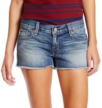 Women's Levi's Jean Shortie Shorts $39.50 thestylecure.com