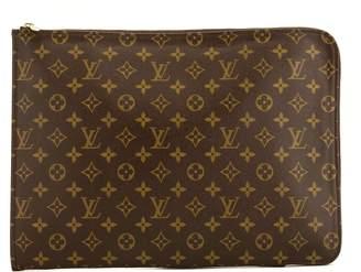 Louis Vuitton Monogram Poche Documents Briefcase (4033006)