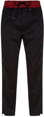 N°21 N 21 Satin Waistband Sweatpants