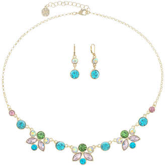 MONET JEWELRY Monet Jewelry 2-pc. Multi Color Jewelry Set