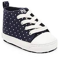Ralph Lauren Baby's Hamptyn Pin Dot Sneakers