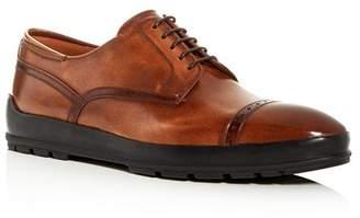Bally Men's Reigan Leather Brogue Cap Toe Oxfords